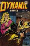 Cover for Dynamic Comics (I. W. Publishing; Super Comics, 1958 series) #1