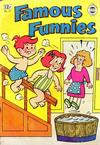 Cover for Famous Funnies (I. W. Publishing; Super Comics, 1963 series) #17