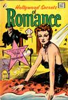 Cover for Hollywood Secrets of Romance (I. W. Publishing; Super Comics, 1958 series) #9