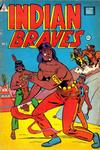 Cover for Indian Braves (I. W. Publishing; Super Comics, 1958 series) #1