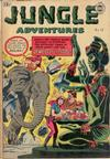 Cover for Jungle Adventures (I. W. Publishing; Super Comics, 1963 series) #12