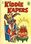 Cover for Kiddie Kapers (I. W. Publishing; Super Comics, 1963 series) #10