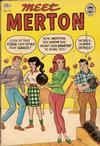 Cover for Meet Merton (I. W. Publishing; Super Comics, 1958 series) #11