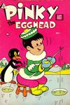 Cover for Pinky the Egghead (I. W. Publishing; Super Comics, 1958 series) #1