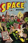 Cover for Space Mysteries (I. W. Publishing; Super Comics, 1958 series) #9