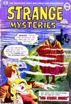 Cover for Strange Mysteries (I. W. Publishing; Super Comics, 1958 series) #10