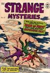 Cover for Strange Mysteries (I. W. Publishing; Super Comics, 1958 series) #12