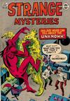 Cover for Strange Mysteries (I. W. Publishing; Super Comics, 1958 series) #16