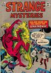Cover for Strange Mysteries (I. W. Publishing; Super Comics, 1958 series) #16