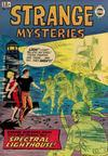Cover for Strange Mysteries (I. W. Publishing; Super Comics, 1958 series) #17