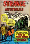 Cover for Strange Mysteries (I. W. Publishing; Super Comics, 1958 series) #18