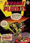 Cover for Strange Planets (I. W. Publishing; Super Comics, 1958 series) #10