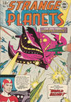 Cover for Strange Planets (I. W. Publishing; Super Comics, 1958 series) #15