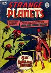 Cover for Strange Planets (I. W. Publishing; Super Comics, 1958 series) #18