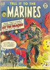 Cover for Tell It to the Marines (I. W. Publishing; Super Comics, 1958 series) #16