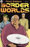 Cover for Border Worlds (Kitchen Sink Press, 1986 series) #3