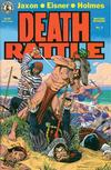 Cover for Death Rattle (Kitchen Sink Press, 1985 series) #2