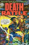 Cover for Death Rattle (Kitchen Sink Press, 1985 series) #3