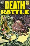 Cover for Death Rattle (Kitchen Sink Press, 1985 series) #4