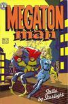 Cover for Megaton Man (Kitchen Sink Press, 1984 series) #4