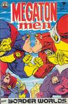Cover for Megaton Man (Kitchen Sink Press, 1984 series) #9