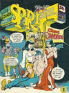 Cover for The Spirit (Kitchen Sink Press, 1973 series) #1