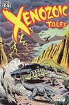 Cover for Xenozoic Tales (Kitchen Sink Press, 1987 series) #2