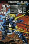 Cover for Edge (Malibu, 1994 series) #1 [Direct]