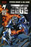 Cover for Edge (Malibu, 1994 series) #2