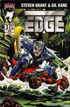 Cover for Edge (Malibu, 1994 series) #3