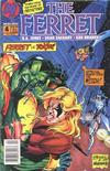 Cover Thumbnail for The Ferret (1993 series) #4 [Newsstand Edition]