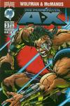 Cover for The Man Called A-X (Malibu, 1994 series) #3