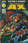 Cover for The Man Called A-X (Malibu, 1994 series) #4