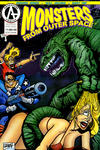 Cover for Monsters from Outer Space (Malibu, 1992 series) #1