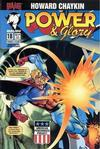 Cover Thumbnail for Power & Glory (1994 series) #1 [Cover B]