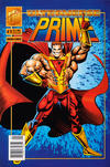 Cover for Prime (Malibu, 1993 series) #1 [Newsstand]