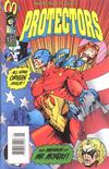 Cover for Protectors (Malibu, 1992 series) #1 [newsstand]