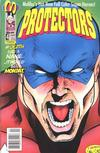 Cover for Protectors (Malibu, 1992 series) #4 [newsstand]