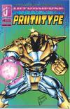 Cover for Prototype (Malibu, 1993 series) #1 [Direct]