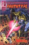 Cover for Prototype (Malibu, 1993 series) #4 [Direct]