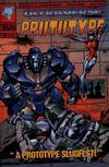 Cover for Prototype (Malibu, 1993 series) #9