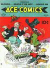 Cover for Ace Comics (David McKay, 1937 series) #9