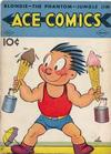 Cover for Ace Comics (David McKay, 1937 series) #53
