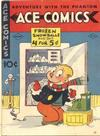 Cover for Ace Comics (David McKay, 1937 series) #58
