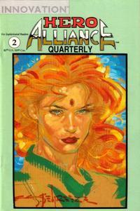 Cover Thumbnail for Hero Alliance Quarterly (Innovation, 1991 series) #2