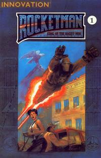 Cover Thumbnail for Rocket Man: King of the Rocket Men (Innovation, 1991 series) #1