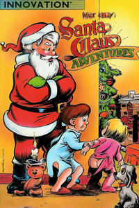 Cover Thumbnail for Walt Kelly's Santa Claus Adventures (Innovation, 1990 series) #1