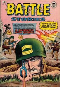 Cover Thumbnail for Battle Stories (I. W. Publishing; Super Comics, 1963 series) #12