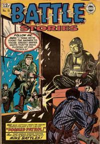 Cover Thumbnail for Battle Stories (I. W. Publishing; Super Comics, 1963 series) #15