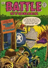 Cover Thumbnail for Battle Stories (I. W. Publishing; Super Comics, 1963 series) #16